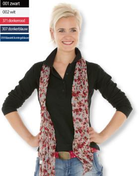 Relatiegeschenk US Basic dames polo Seatlle