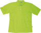 Santino Poloshirt Charma in lime