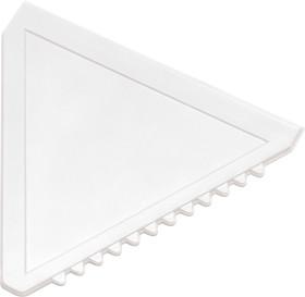 Driehoek ijskrabber