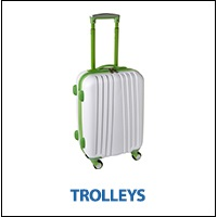 Trolleys bedrukken