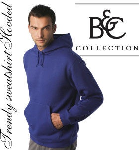 Relatiegeschenk B&C sweater Hooded / Men