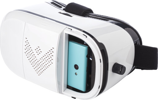 Relatiegeschenk Virtual reality bril bedrukken