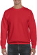 Gildan Ultra Blend Crewneck Sweater - Rood