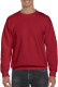 Gildan Ultra Blend Crewneck Sweater - Kardinaalrood
