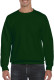 Gildan Ultra Blend Crewneck Sweater - Forest green