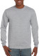 Gildan Ultra Cotton T-shirt Longsleeve Unisex - Sport grey