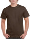 Gildan Ultra Cotton T-shirt - Dark chocolate