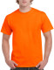 Gildan Ultra Cotton T-shirt - Fluo oranje
