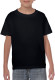 Gildan Heavyweight T-shirt Kids - Zwart