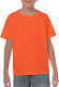 Gildan Heavyweight T-shirt Kids - Oranje
