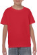 Gildan Heavyweight T-shirt Kids - Rood