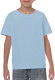 Gildan Heavyweight T-shirt Kids - Lichtblauw