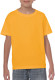 Gildan Heavyweight T-shirt Kids - Goud
