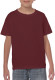Gildan Heavyweight T-shirt Kids - Maroon