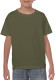 Gildan Heavyweight T-shirt Kids - Army green
