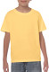 Gildan Heavyweight T-shirt Kids - Yellow haze