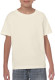 Gildan Heavyweight T-shirt Kids - Naturel