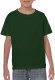 Gildan Heavyweight T-shirt Kids - Forest green