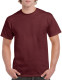 Gildan Heavyweight T-shirt Unisex - Maroon