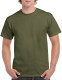Gildan Heavyweight T-shirt Unisex - Army green