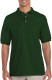 Gildan Pique Polo Heren - Forest green