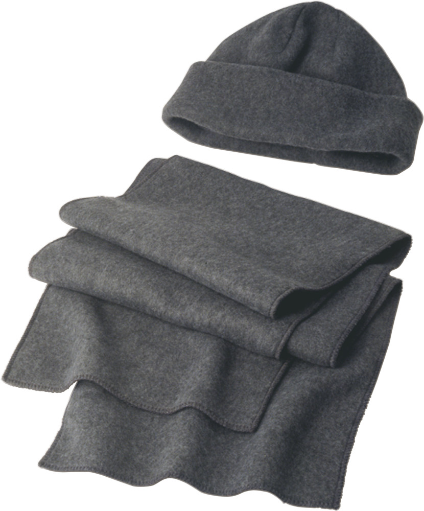 Fleece set bedrukken