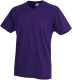 Stedman Classic V-neck T-shirt Heren - Berry