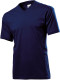 Stedman Classic V-neck T-shirt Heren - Midnight