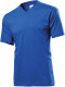 Stedman Classic V-neck T-shirt Heren - Bright royal