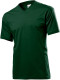 Stedman Classic V-neck T-shirt Heren - Bottle green