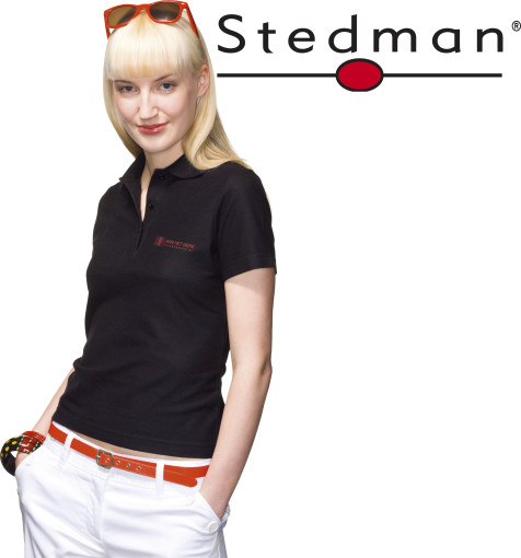 Relatiegeschenk Stedman polo 65/35 for her
