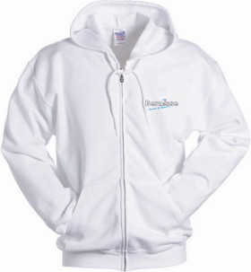 Relatiegeschenk Gildan Full Zipped Hooded Sweatshirt for Her