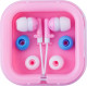 Koptelefoon in-ear - Roze