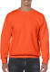 Gildan Heavy Blend Crewneck Sweater - Oranje