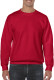 Gildan Heavy Blend Crewneck Sweater - Cherry red