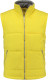 Lemon & Soda Nova Scotia Bodywarmer Unisex - Geel