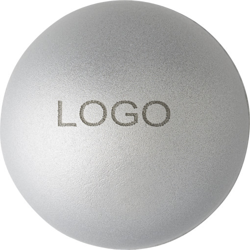 Anti-stressbal graveren