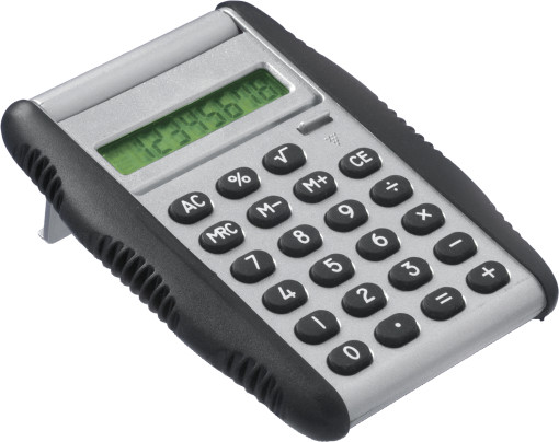Relatiegeschenk Calculator bedrukken