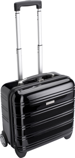 Relatiegeschenk Trolley Business Class bedrukken