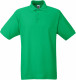 Fruit of the Loom 65/35 Pique Polo Heren - Kelly green