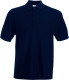 Fruit of the Loom 65/35 Pique Polo Heren - Deep navy