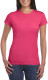 Gildan Soft Style T-shirt Dames - Heliconia