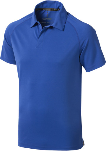Relatiegeschenk Elevate Cool Fit Polo Heren bedrukken