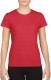 Gildan Performance T-shirt Dames - Rood