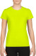 Gildan Performance T-shirt Dames - Fluo groen