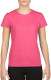 Gildan Performance T-shirt Dames - Fluo roze