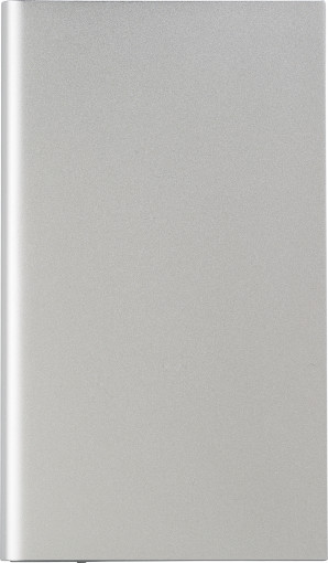 Relatiegeschenk Powerbank Slim met Power Indicatie [4000 mAh] bedrukken