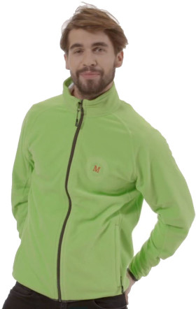 Relatiegeschenk Elevate Fleece jas Brossard Heren