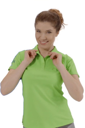 Relatiegeschenk Elevate Cool Fit Polo Dames