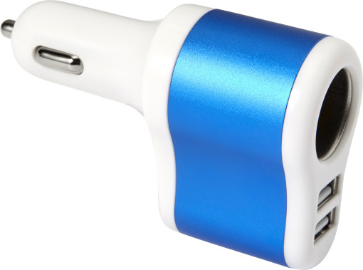 Relatiegeschenk Car Charger Lighter bedrukken